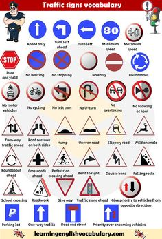 Kenya road signs and meanings pdf