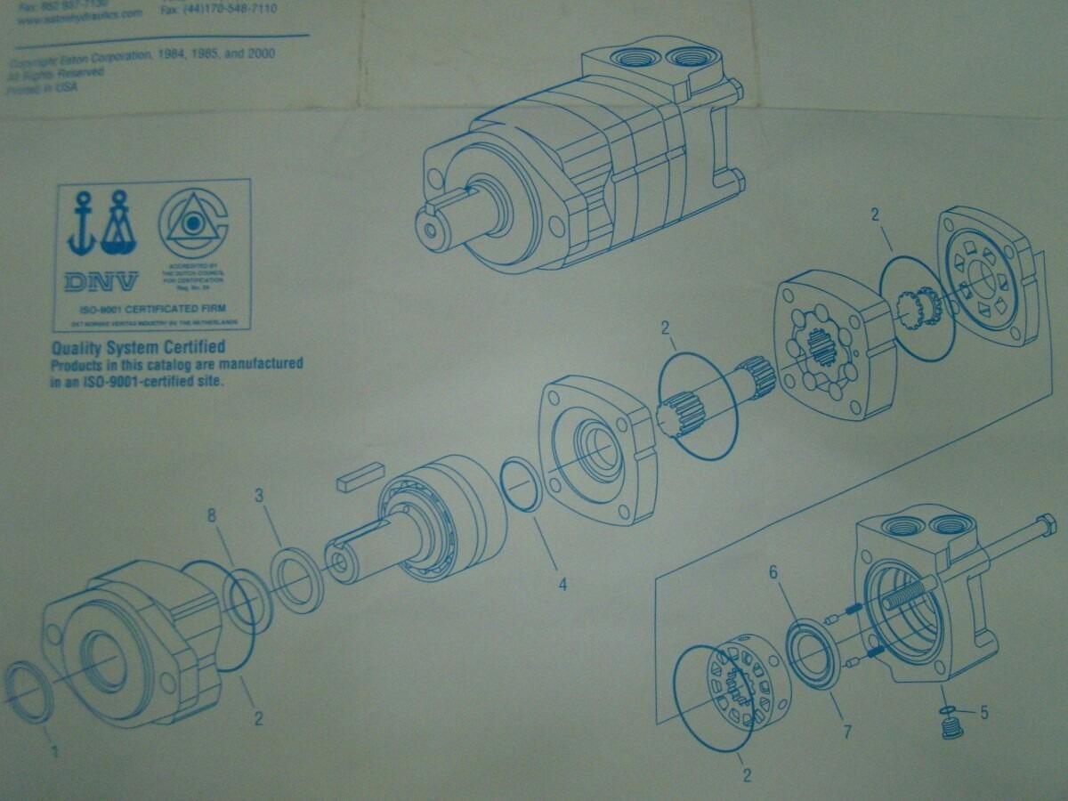 char lynn 6000 series service manual