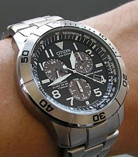 cictizen eco drive watch reset manual