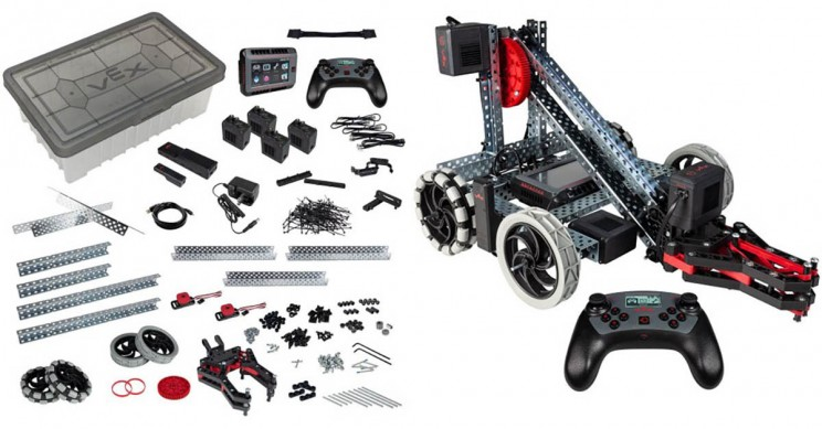 vex robotics gyrocopter instructions
