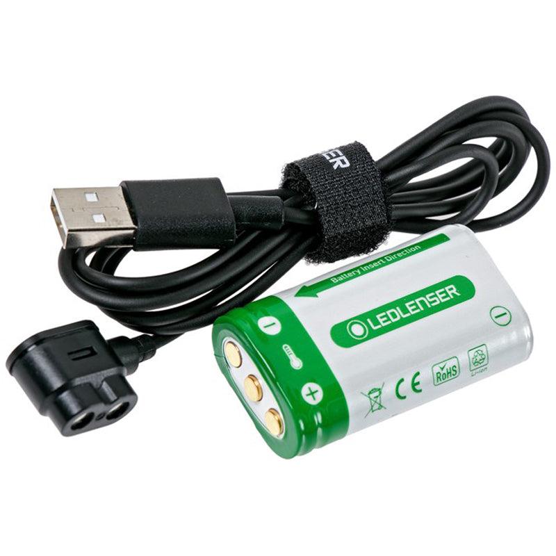 led lenser charging instructions