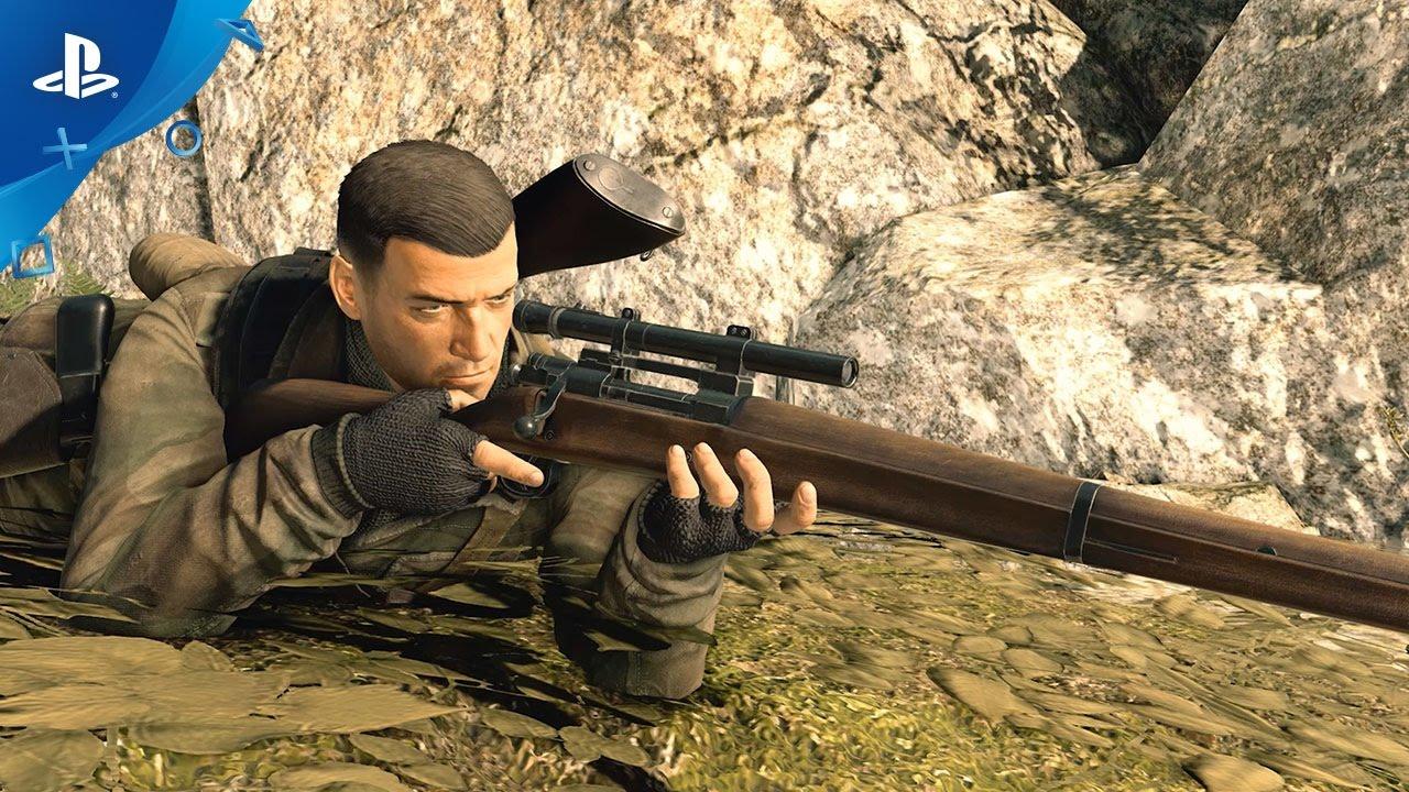 sniper elite 4 manual ps4