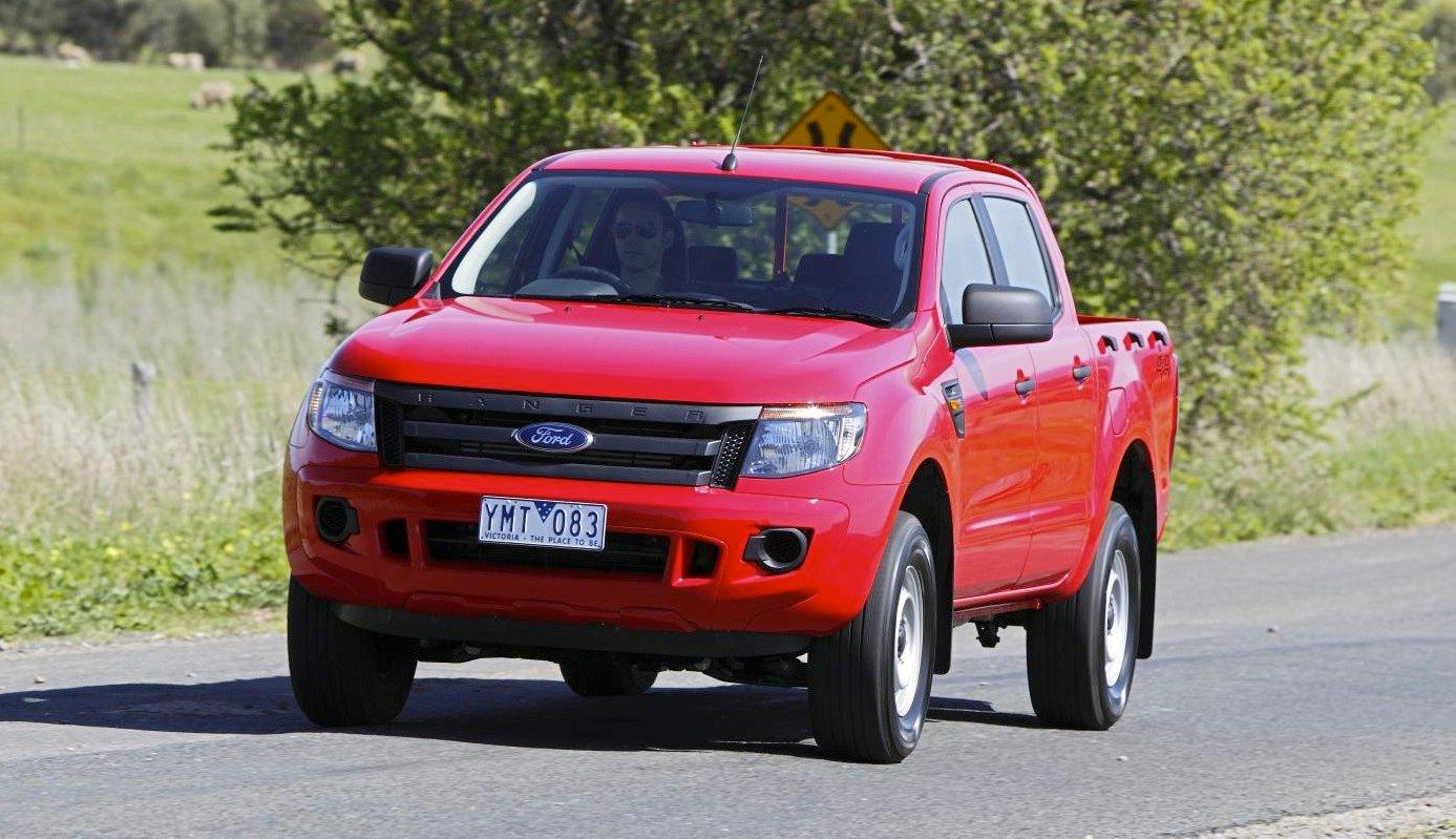 2012 ford ranger specs petrol pdf