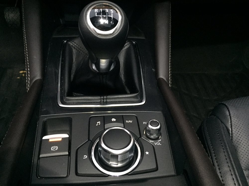 2016 mazda 6 manual transmission