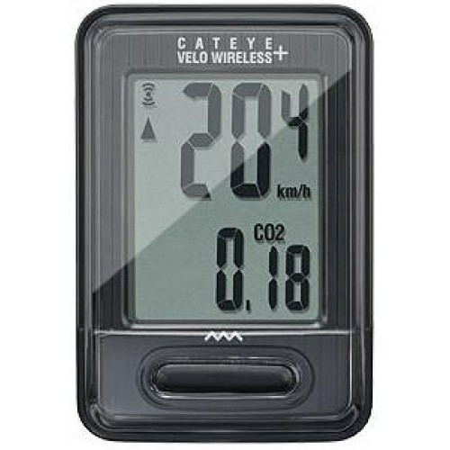 cateye velo wireless cycle computer instructions