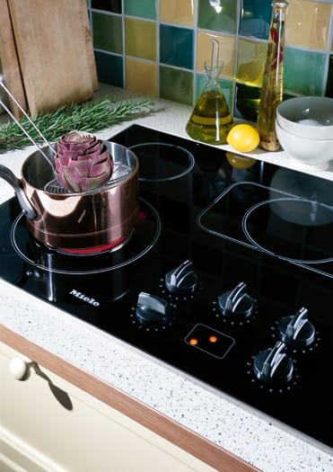 miele ceran cooktop instructions