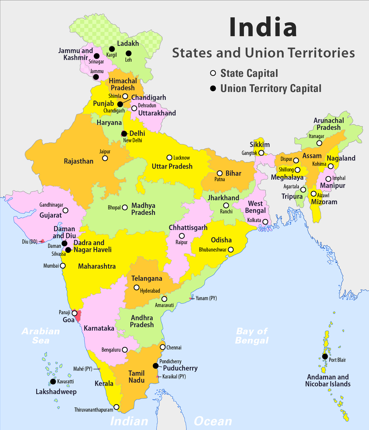 28 states of india and their festivals pdf