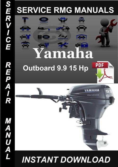 yamaha outboard repair manual free download