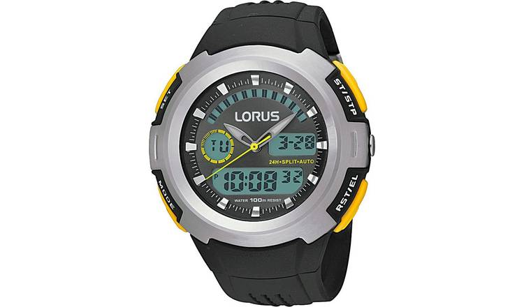 manual for lorus z001 watch
