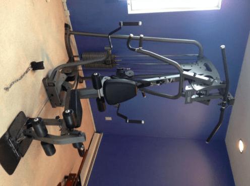 parabody gs4 home gym manual