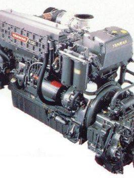 yanmar 4lh dte parts manual
