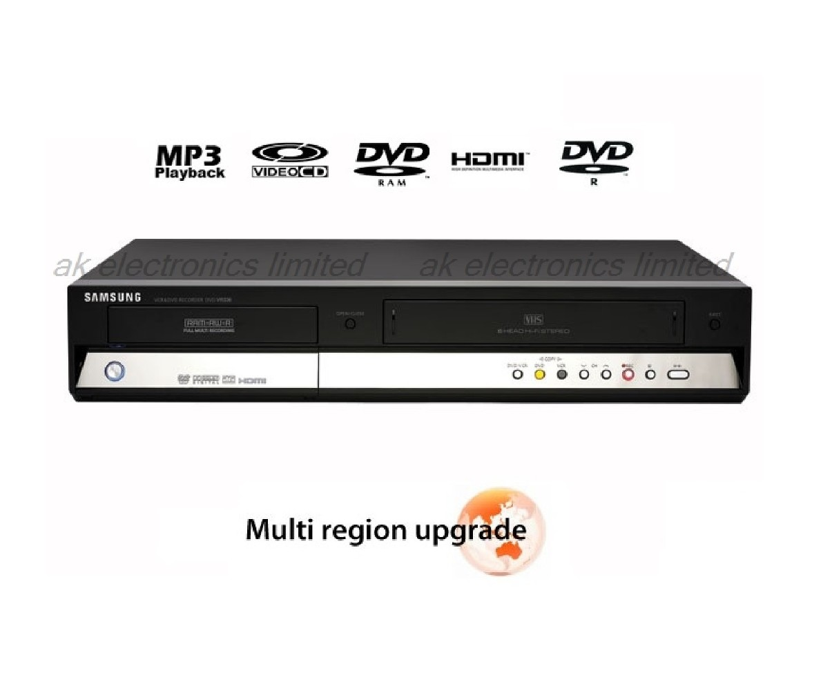 samsung mvr3160 tv-vcr combo manual