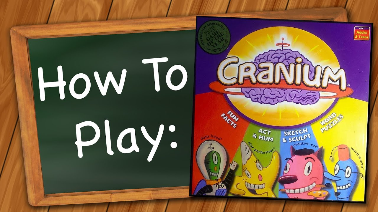 cranium brain breaks instructions