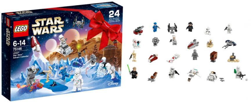 Star wars advent calendar 2016 instructions