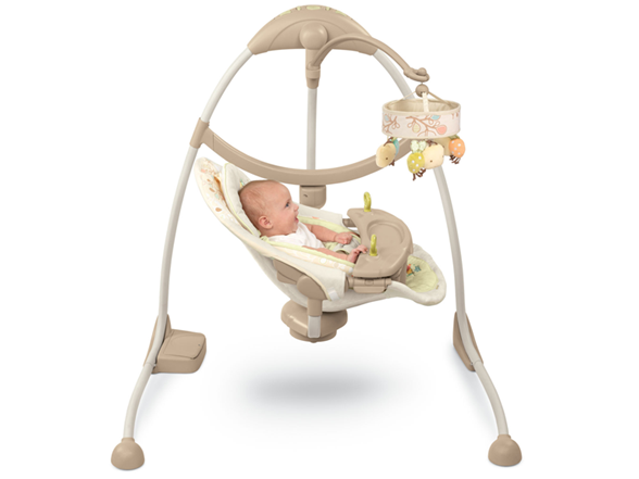 bright starts hybridrive baby swing manual