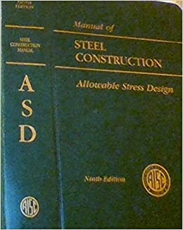 Manual of steel construction allowable stress design 9th edition pdf