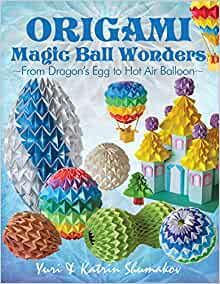 origami magic ball instructions