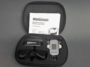 Mastercraft hawkeye laser level manual