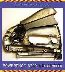 Powershot 5700m assembly instructions