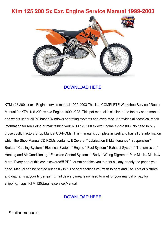 bajaj discover 125 engine service manual