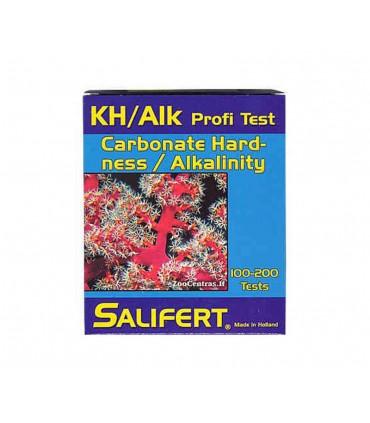 Salifert kh test instructions