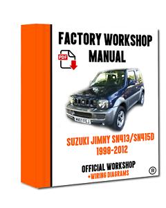 suzuki ignis workshop manual free download
