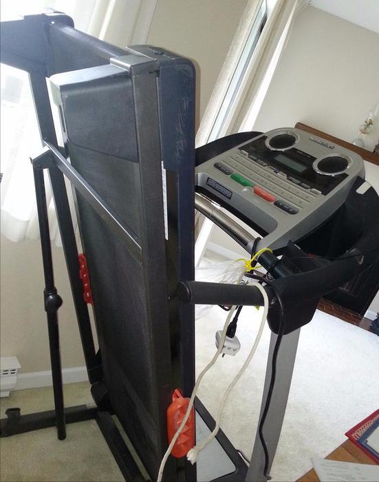 nordictrack treadmill t4.0 manual