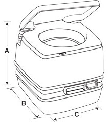 thetford porta potti instructions