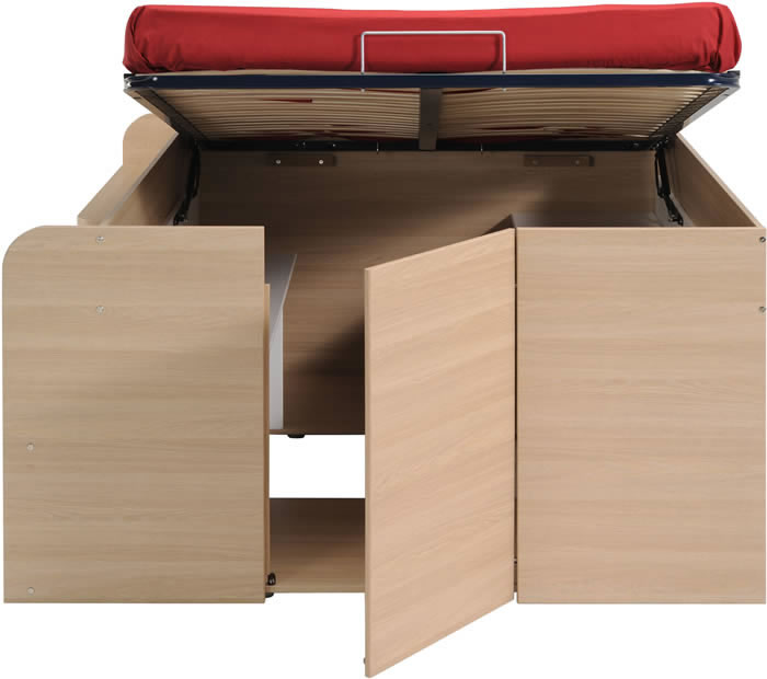 reece cabin bed assembly instructions