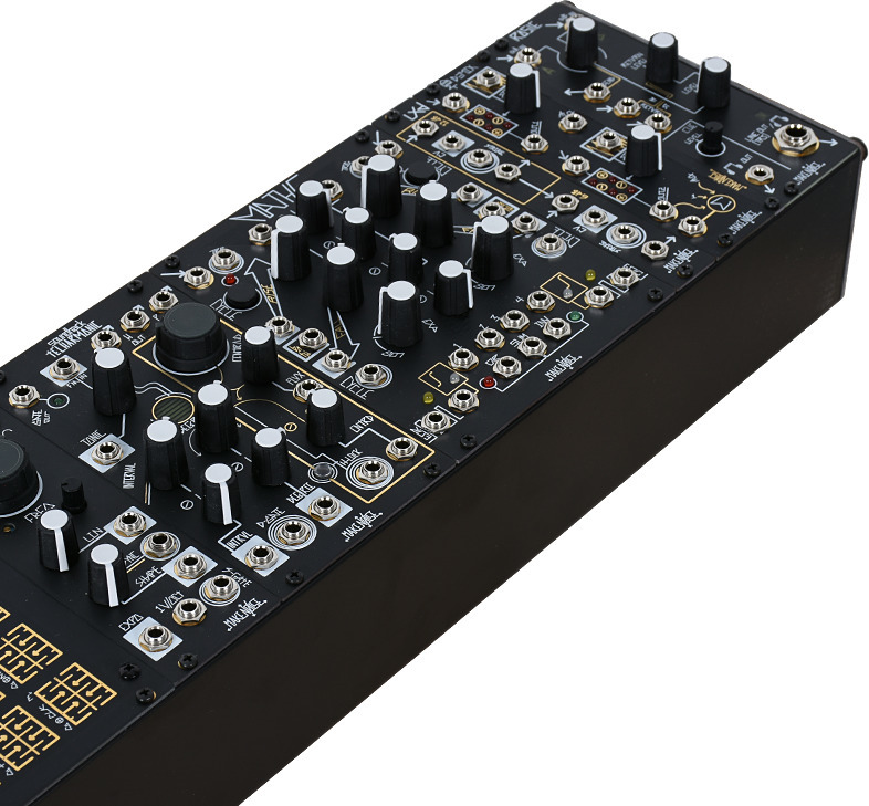 make noise system cartesian manual