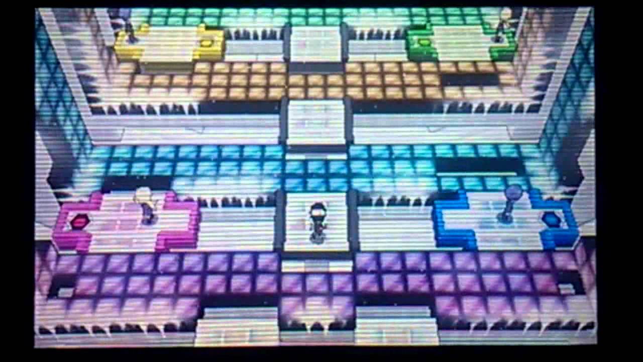 Pokemon x and y how to get to 8th gym