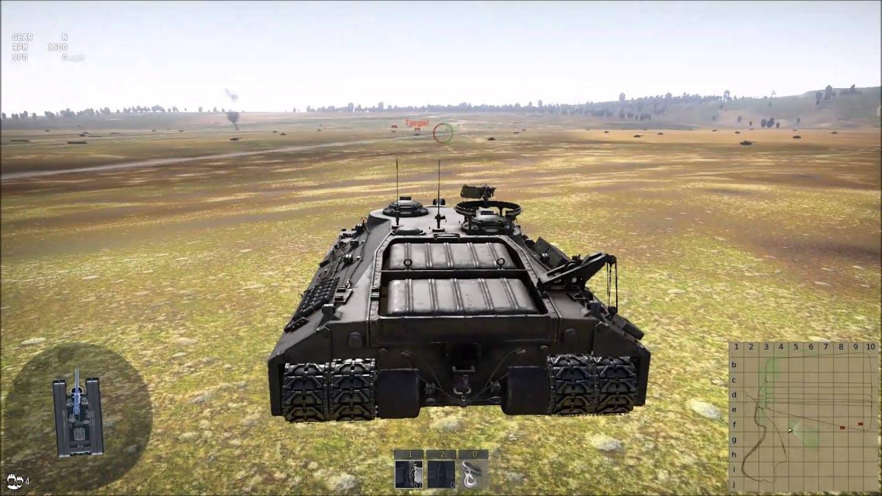 War thunder ammo rack guide