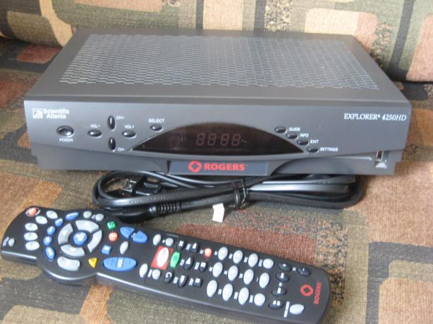 rogers hd cable box manual