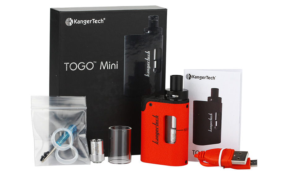 kangertech togo mini instructions