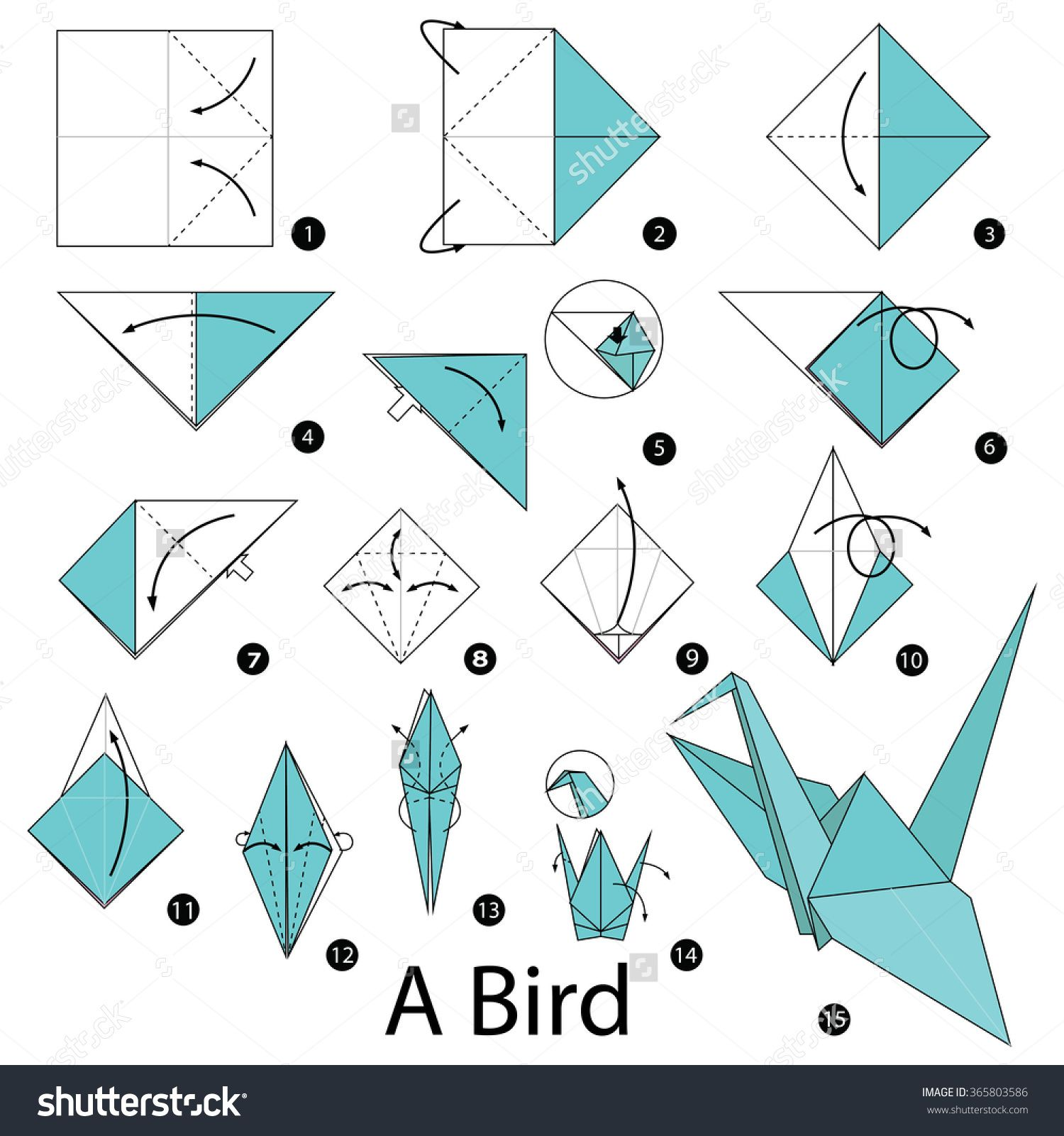 paper tole step by step instructions