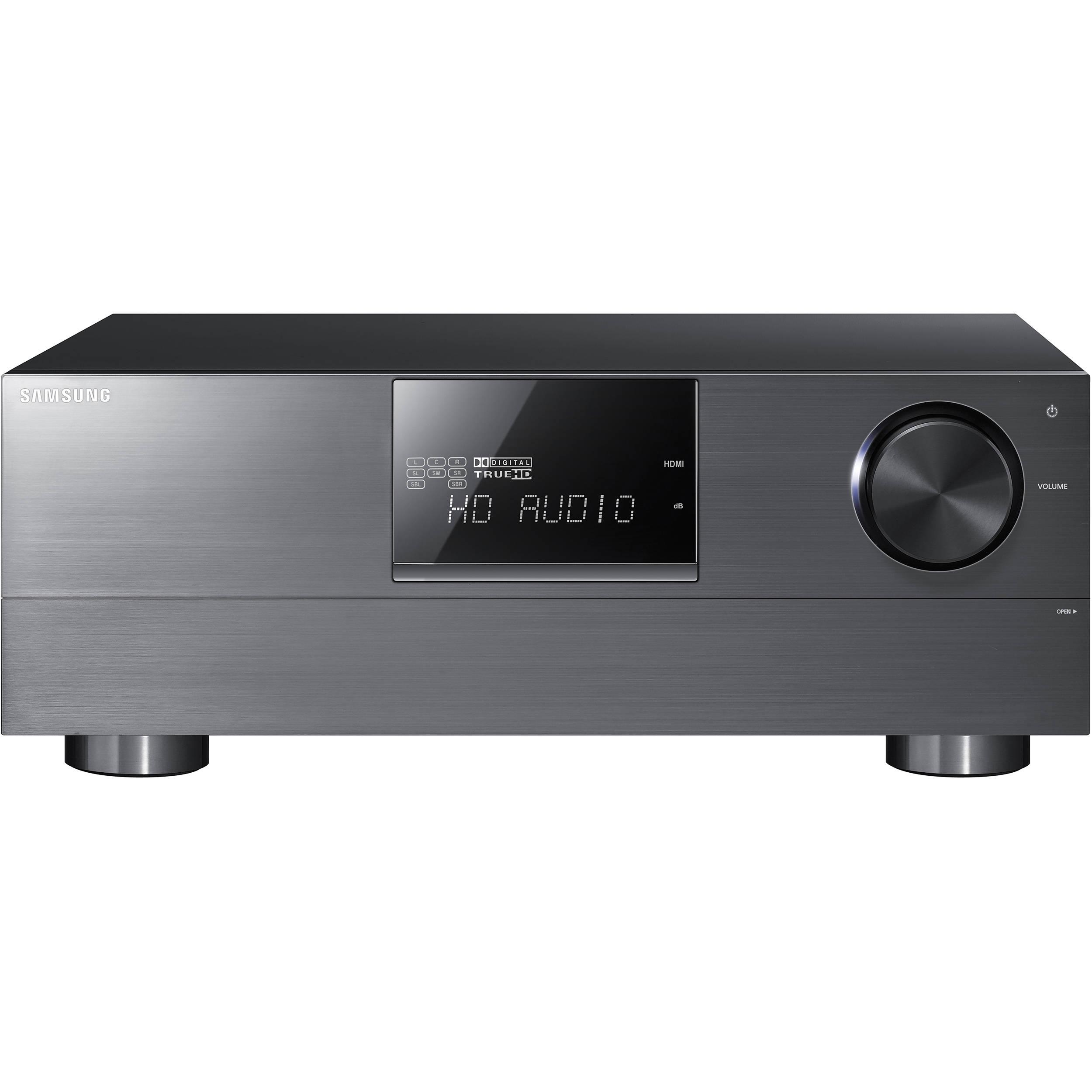 samsung av surround receiver av-r730 manual