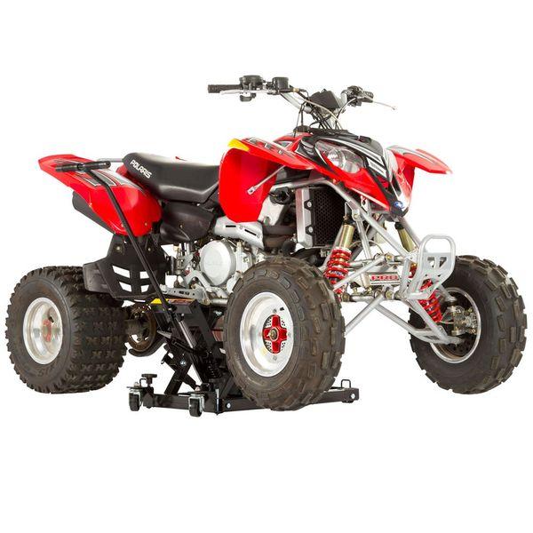 atv motorcycle lift instructions