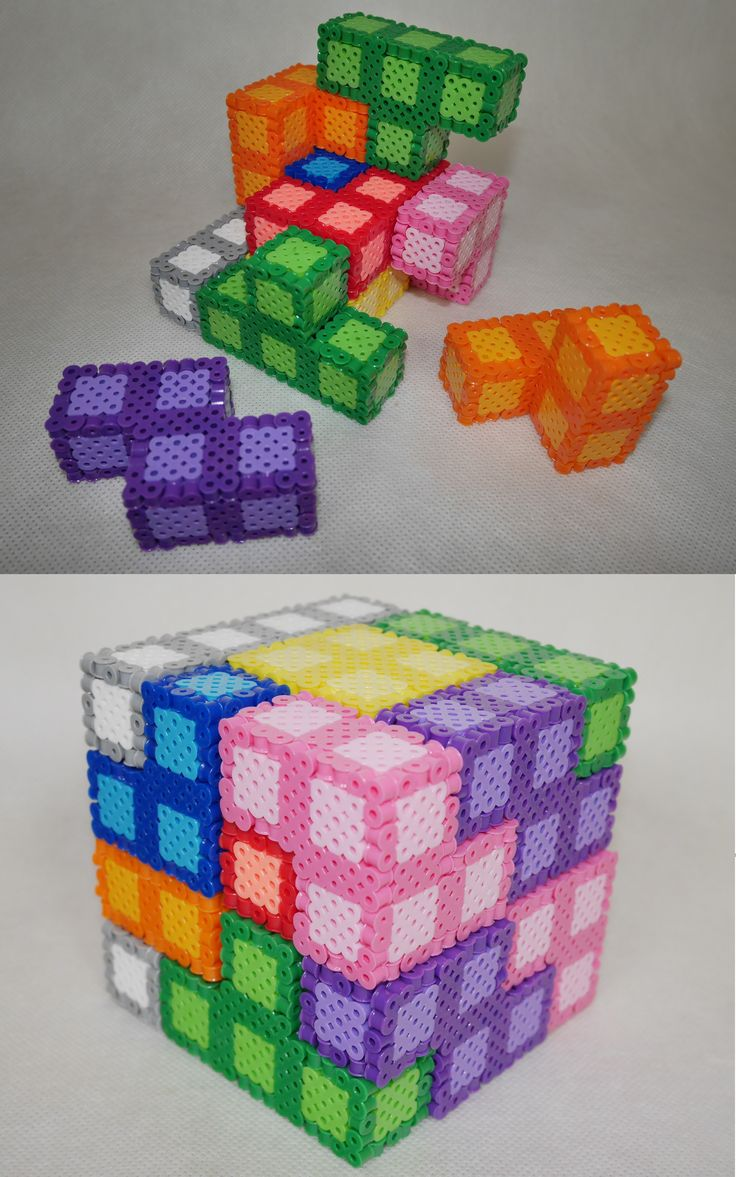 3d melty beads instructions
