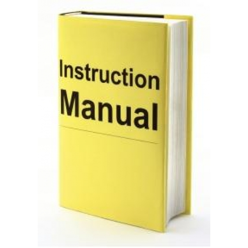 instruction manual tracer 4210a