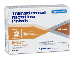 nicotine transdermal patch instructions