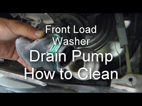 samsung washing machine manual drain