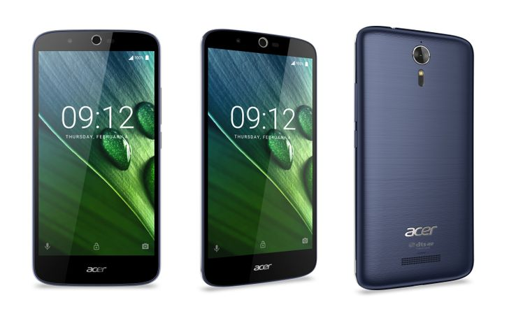 acer liquid zest plus 5.5 manual
