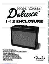 fender hot rod deluxe iii manual