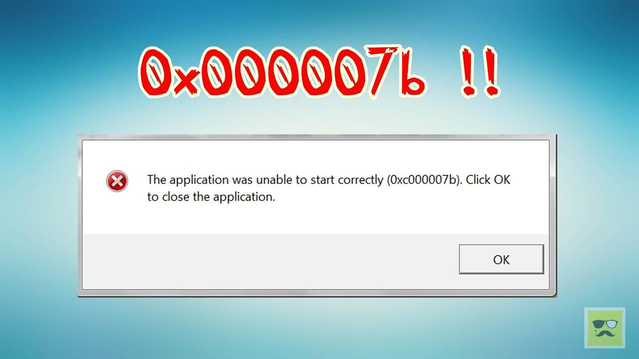 The application was unable to start correctly 0xc00007b mongodb