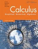 Calculus graphical numerical algebraic finney demana waits kennedy pdf