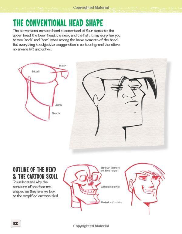 Modern cartooning christopher hart pdf