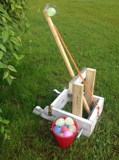 water balloon launcher instructables