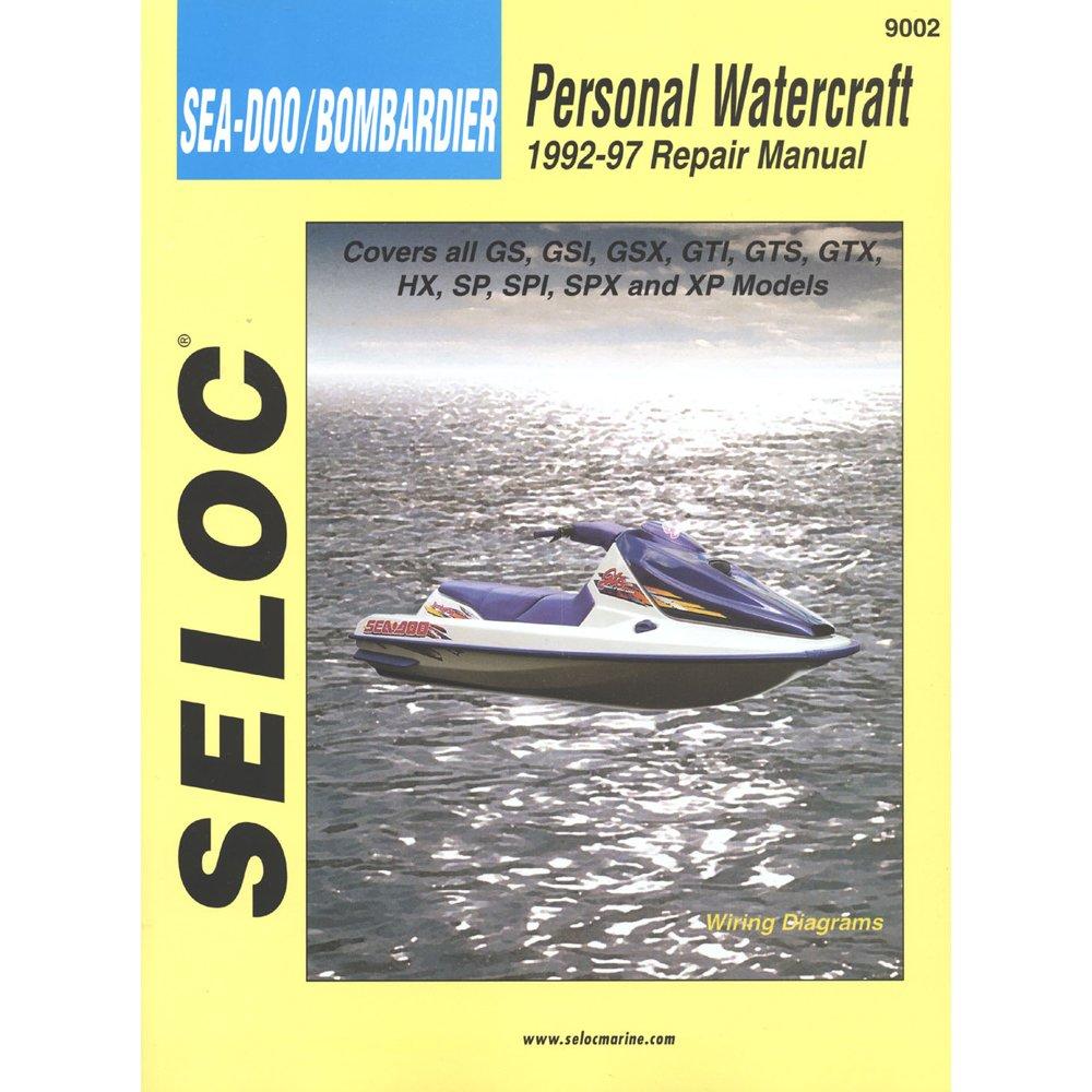 bombardier sea doo explorer manual