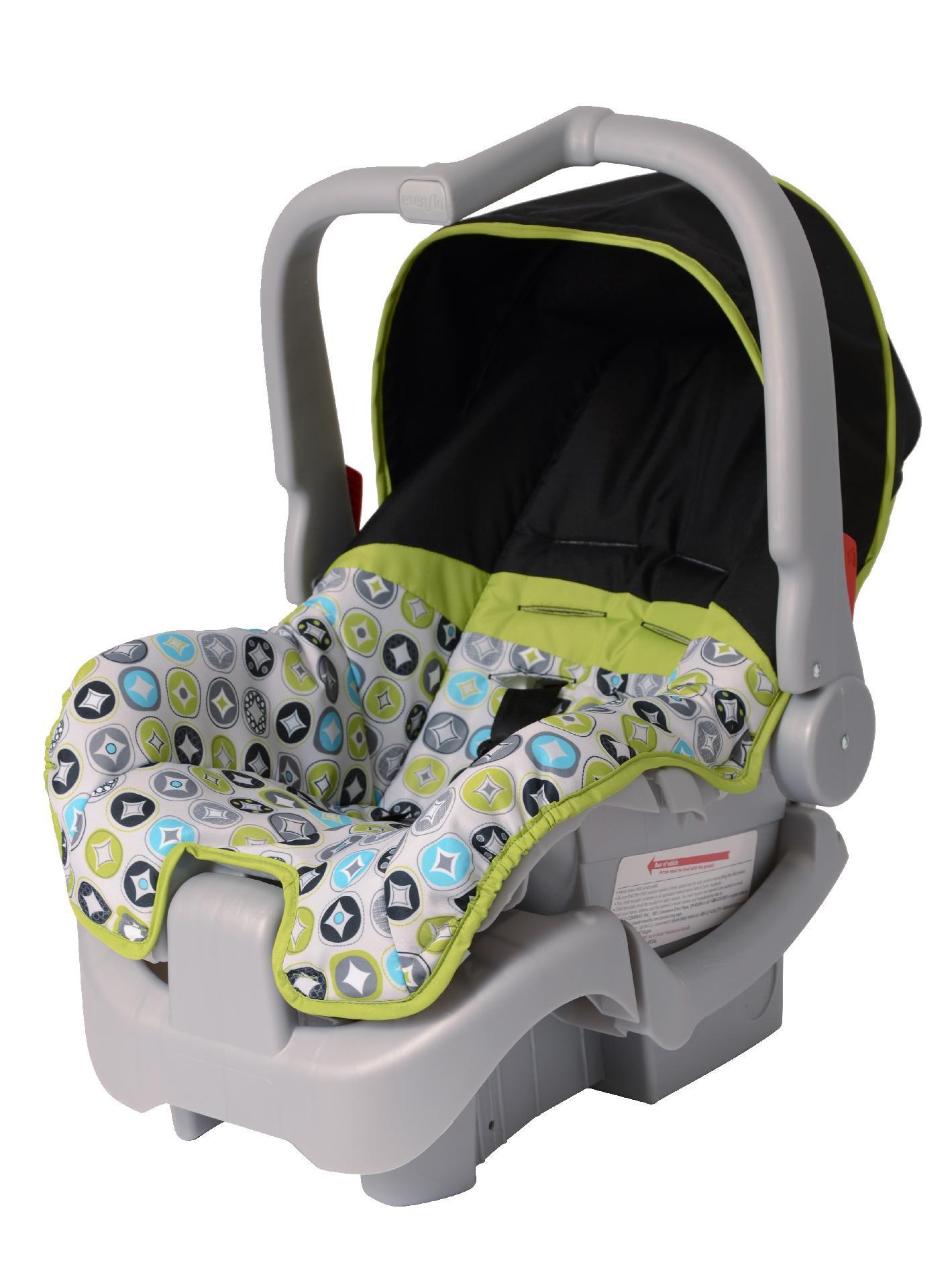 Evenflo discovery car seat manual