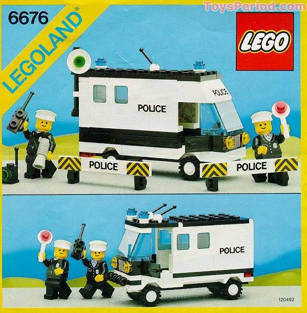 lego police van 60142 instructions
